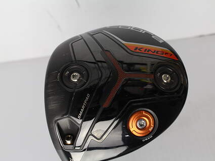 Cobra King F7 Driver 9.5* Project X Even Flow Blue 65 Graphite Stiff Right Handed 45 in