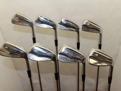 Mizuno TP 9 Iron Set 3-PW True Temper Dynamic Gold R400 Steel Regular Right Handed 38.5 in