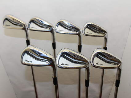Mizuno MP-54 Iron Set 4-PW Project X 5.5 Steel Stiff Right Handed 38 in