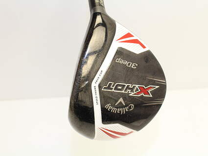 Callaway 2013 X Hot Pro Fairway Wood 3 Wood 3W 14.5° Project X PXv Graphite X-Stiff Right Handed 43.5in