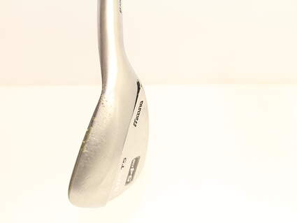 Mizuno MP T5 White Satin Wedge Sand SW 54* 8 Deg Bounce True Temper Dynamic Gold Steel Wedge Flex Right Handed 36 in