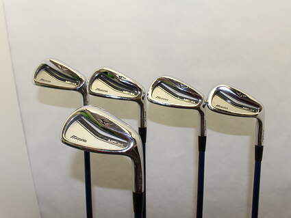Mizuno MP-54 Iron Set 6-PW Project X 5.0 Graphite Regular Right Handed 37.5 in