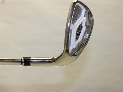 Cobra AMP Cell Silver Wedge Gap GW True Temper Dynalite 90 Steel Stiff Right Handed 36 in