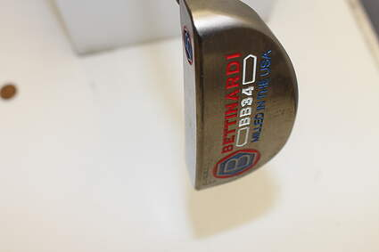 Bettinardi 2013 BB34 Putter Toe Down Stock Steel Shaft Steel Right Handed 33.25 in