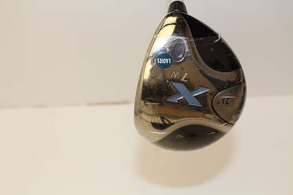 Mint Callaway X Fairway Wood 7 Wood 7W 21° Stock Graphite Shaft Graphite Ladies Right Handed 41.25in