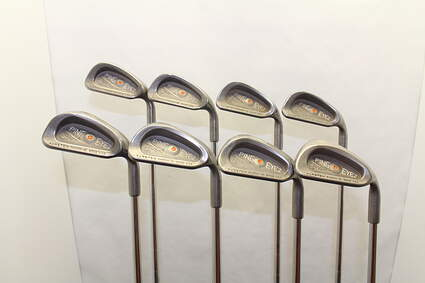 Ping Eye 2 Iron Set 3 PW KT M Steel Stiff Right Handed