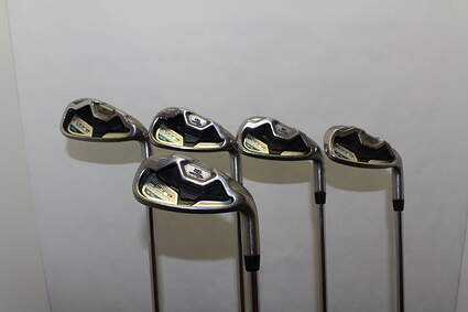 Cobra Baffler XL Iron Set 6-PW Stock Steel Shaft Steel Regular Right Handed 38 in