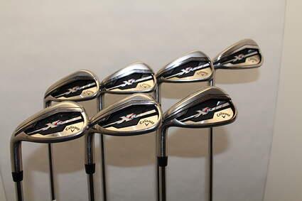 Callaway Xr Iron Set 2nd Swing Golf