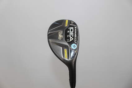 Adams Idea Tech V3 Hybrid 4 Hybrid Stock Graphite Shaft Graphite Regular Right Handed 40.5 in