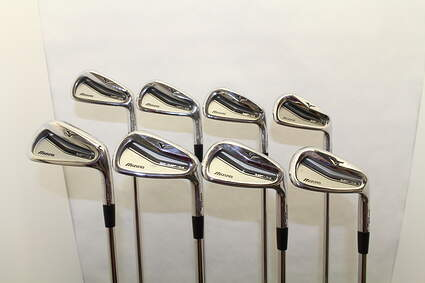 Mizuno MP-54 Iron Set 3-PW True Temper Dynamic Gold S300 Steel Regular Right Handed 38.5 in