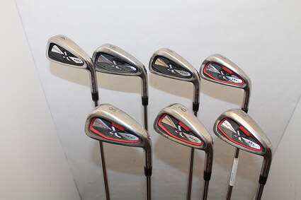 Tour Edge Exotics XCG3 Iron Set 4-PW Project X 6.5 Steel X-Stiff Right Handed 38 in