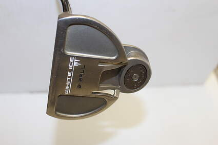 Odyssey White Ice 2-Ball Putter Steel Right Handed 35 in