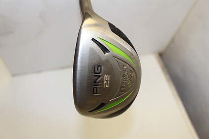 Ping Rapture V2 Hybrid 4 Hybrid 23° Stock Graphite Shaft Graphite Stiff Right Handed 40.0in