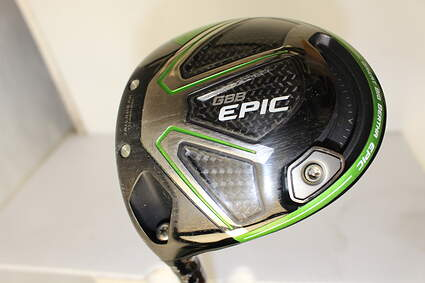 Callaway GBB Epic Driver 9° Project X HZRDUS T800 Green 55 Graphite 6.0 Left Handed 46.0in