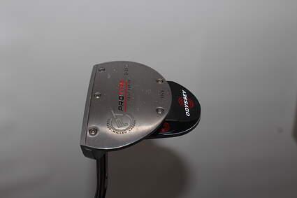 Odyssey Protype Tour 2-Ball Putter Stock Steel Super Stroke 33.5in left handed
