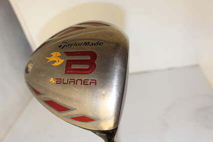 TaylorMade 2009 Burner Driver 9.5° Stock Graphite Shaft Graphite Stiff Right Handed 46.0in