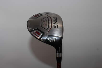Ping G15 Draw 3+ Wood 15.5° Ping TFC 149F Graphite Regular Right Handed 43.0in