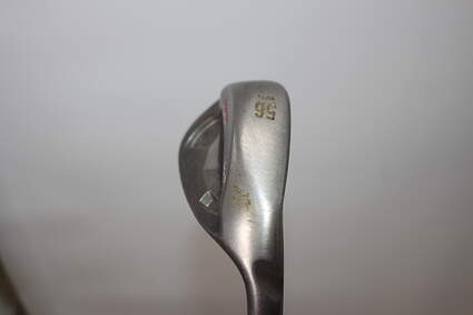 Ping Tour Gorge Wedge Sand SW 56° Ping CFS Steel Stiff Right Handed Black Dot 34.75in
