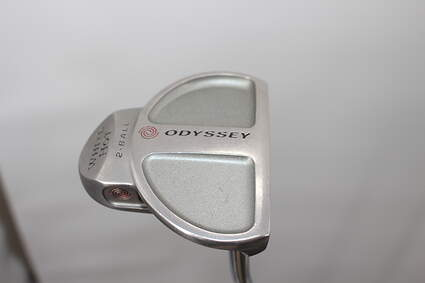 Odyssey White Hot 2-Ball Putter Steel Right Handed 34.0in