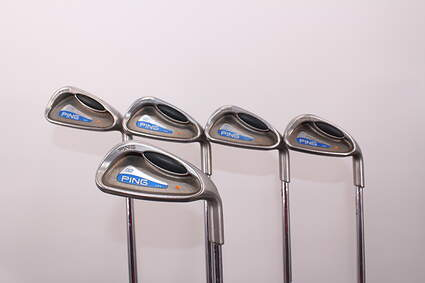Ping G2 Iron Set 6-PW Ping CS Lite Steel Regular Right Handed Orange Dot 37.5in