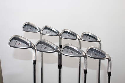 TaylorMade 200 Steel Iron Set 4-PW SW Steel Ladies Right Handed