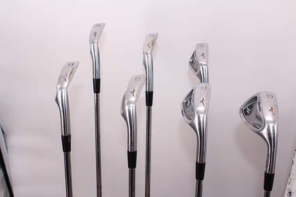Mizuno MX 300 Iron Set 5-PW GW True Temper GS95 S300 Steel Stiff Right Handed 39.0in