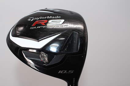 TaylorMade R9 Superdeep TP Driver 10.5° Aldila RIP Alpha 70 Graphite Stiff Right Handed 44.75in