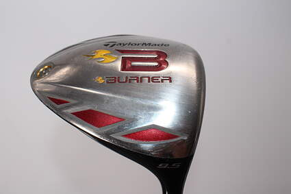 TaylorMade 2009 Burner Driver 9.5° TM Reax 50 Graphite Regular Right Handed 46.0in