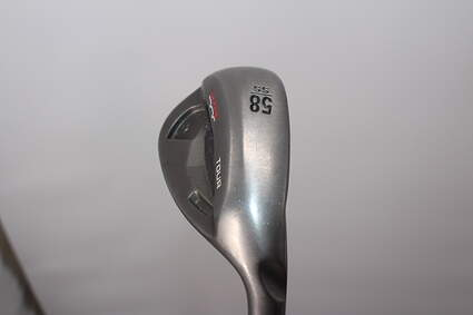 Ping Tour Gorge Wedge Lob LW 58° Ping CFS Steel Stiff Right Handed Black Dot 36.25in