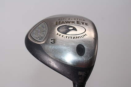 Callaway Hawkeye 3 Wood 3W Callaway Big Bertha System 60 Graphite Regular Right Handed 44.0in