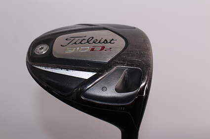 Titleist 910 D2 Driver 9.5° Stock Graphite Shaft Graphite Stiff Right Handed 45.5in