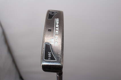 Odyssey White Ice 2 Putter Slight Arc Steel Right Handed 34.25in