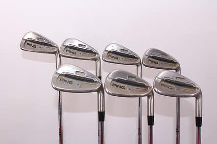 Ping S58 Iron Set 5-PW Steel Regular Right Handed 38.0in