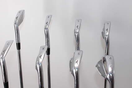 Mizuno MP 58 Iron Set 3-PW FST KBS Tour 120 Steel Stiff Right Handed 38.0in