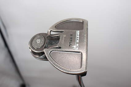 Odyssey White Ice 2-Ball Putter Putter Steel Right Handed 34.25in