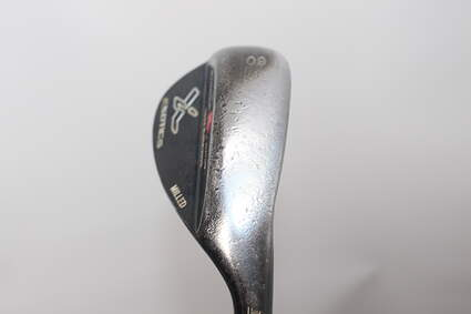 Tour Edge Exotics Xtreme Spin Black Wedge Lob LW 60° Steel Wedge Flex Right Handed 35.5in