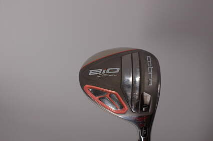 Cobra Bio Cell Silver Womens Fairway Wood 3-5 Wood 3-5W 17° Project X PXv Graphite Ladies Right Handed 42.25in