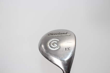 Cleveland Launcher Fairway Wood 3+ Wood 13° UST GOLD 65 Graphite Stiff Right Handed 44.5in