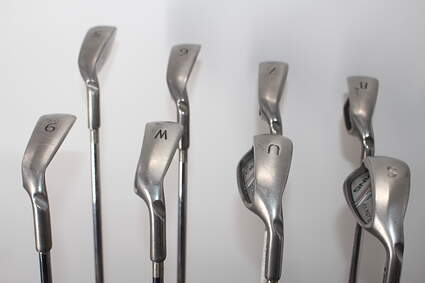 Ping 2014 Karsten Iron Set 5-PW GW SW FST KBS Tour 90 Steel Stiff Right Handed 38.0in