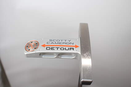 Titleist Scotty Cameron Detour Putter Putter Right Handed 35.0in