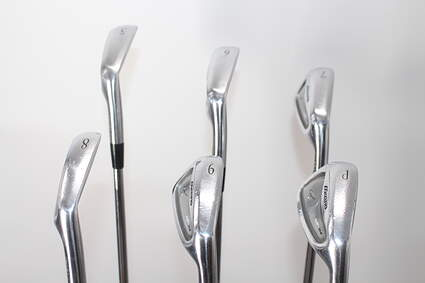 Mizuno MP-H4 Iron Set 5-PW Nippon NS Pro 950GH Steel Regular Right Handed 38.25in