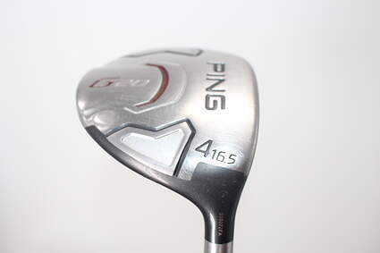 Ping G20 Fairway Wood 4 Wood 4W 16.5° Ping TFC 169F Graphite Stiff Right Handed 42.25in