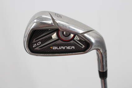 TaylorMade Burner 2.0 HP Single Iron 6 Iron TM Burner 2.0 85 Steel Stiff Right Handed 38.5in