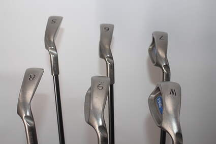 Ping G2 Iron Set 5-PW Ping TFC 100I Graphite Regular Right Handed White Dot 38.0in