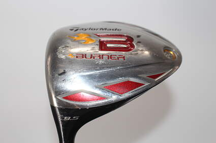 TaylorMade 2009 Burner Driver 9.5° TM Reax Superfast 49 Graphite Regular Left Handed 46.0in