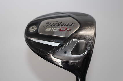 Titleist 910 D2 Driver 10.5° Aldila NV 65 Graphite Stiff Right Handed 45.0in