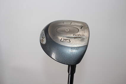 Ping Tisi Tec Fairway Wood 7 Wood 7W 20° Stock Graphite Shaft Graphite Stiff Right Handed 42.75in