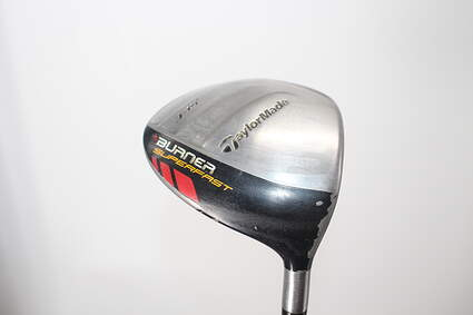 TaylorMade Burner Superfast Fairway Wood 3 Wood 3W 15° Stock Graphite Shaft Graphite Regular Right Handed 43.5in