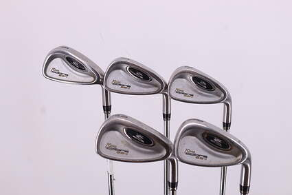 Cobra SS Forged Iron Set 3-PW Stock Steel Shaft Steel Regular Right Handed 38.0in