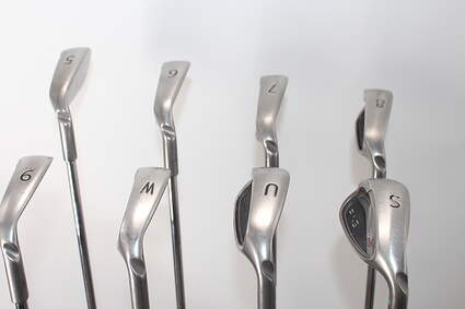 Ping G25 Iron Set 5-PW GW SW Ping CFS Steel Regular Right Handed Green Dot 38.0in